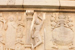 Статуя Будды - настенные скульптуры