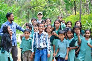 Индийские дети очень милые
