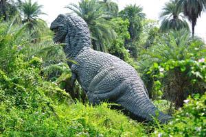 Спина Тиранозавра