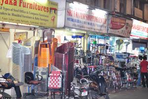 Торговый центр Шри Канджани, Нампалли