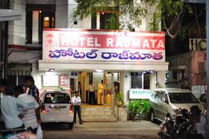 Отель Раджмата