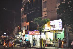 Баба Индия Сладости и Пекари, Нампалли