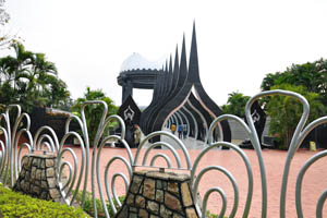 Мемориал Н.Т.Рама Рао