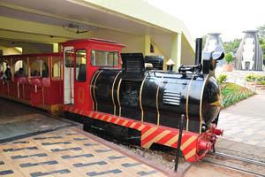 Небольшой поезд