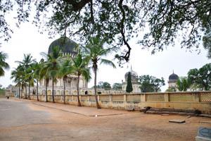 Гробница Мухаммеда Кули Кутб Шаха 5-го