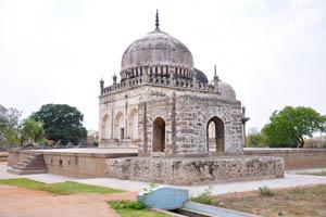 Гробница Султана Кули Кутб Шаха