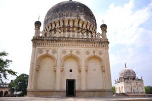 Гробница Ибрагима Кутб Шаха IV