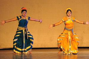 Дух Раможи - ещё один элемент танца