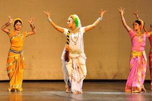Дух Раможи - красивые движения в танце
