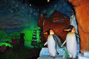 Филми Диния: пингвины в Антарктике