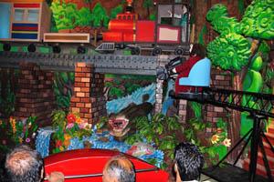 Филми Диния: игрушечный поезд