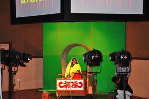 Театр сценического действия: доброволец из зала
