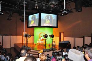 Театр сценического действия: процесс создания фильма