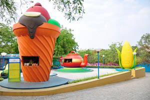 Вандервилль (Земля игрушек): магазин с формой мороженого