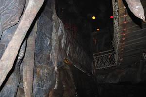 Борасура: верхняя часть водопада