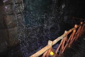 Борасура: конструкция этого водопада слишком сложна для моего понимания