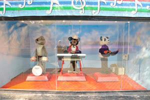 Вандервилль (Земля игрушек): медведи тут гитаристы