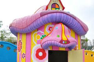 Вандервилль (Земля игрушек): королевский жабий дом Дададжина