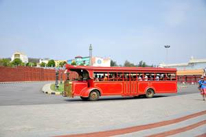 Автобус для 40 минутного тура