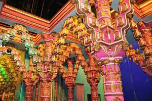 Бхагаватам Сэт: декоративные арки