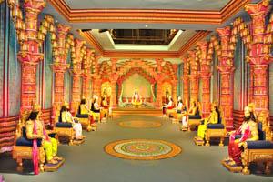 Величественная Бхагаватам Сабха
