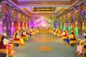 Бхагаватам Сэт: король и его советники