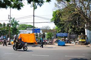 Университет Golden Threshold в Хайдерабаде