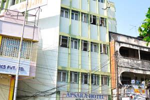 Отель Apsara