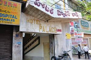 Отель Palace Lodge