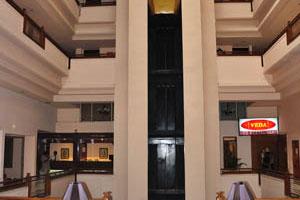 Лифт в отеле Swadesh Heritage Lodge