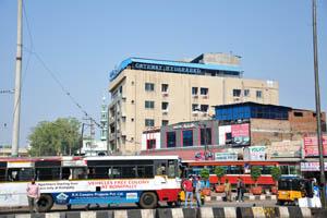 Отель Gateway Hyderabad
