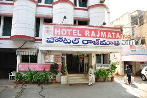 Отель Rajmata