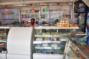 Индийские сладости и пирожное