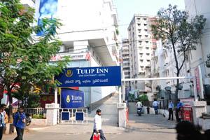 Гостиница Tulip