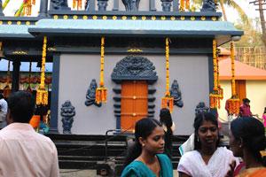 Храм Кодимутил Шри Бхадракали