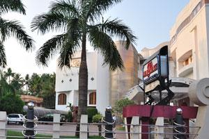 Роскошный отель «Дворец Нила»