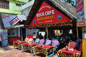 Домик Дварака, ресторан «Рок Кафе»