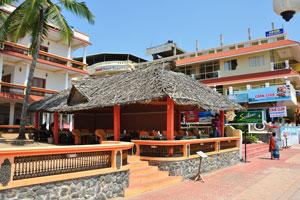 Уголок морепродуктов «Сантана»