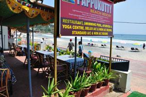 Пляжное кафе «Паппукутти»