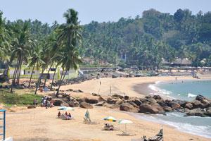 Пляж Удай Самудра