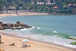 Частный пляж отеля «Самудра»