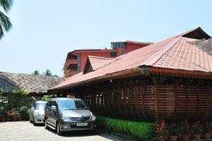 Отель пляжного отдыха «Удай Самудра»