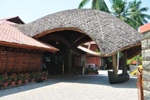Роскошный дизайн отеля пляжного отдыха «Удай Самудра»