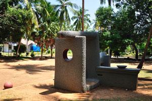 Туристическая деревня Вели также имеет замечательные сады с живописным видом и спокойной атмосферой