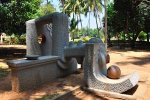 Чудо скульптура
