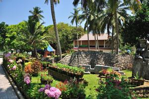 Туристическая деревня Вели это важный центр туризма в штате Керала