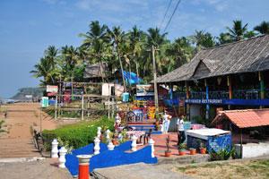 Пляжный ресторан «№ 1»