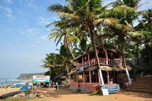 Пляжный ресторан «Тхирам»