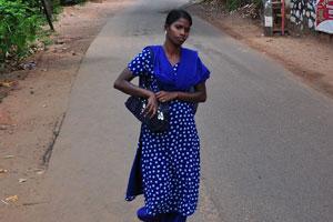 Индийцы в южных штатах имеют очень тёмную кожу