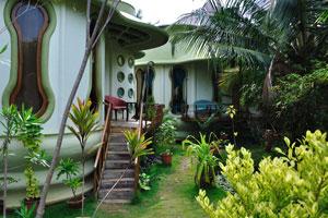 Самые дорогие дома в доме отдыха «Эдемский сад». Роскошные коттеджи